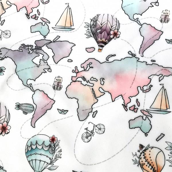 Weltreise Rosa Softshell 0,5 m
