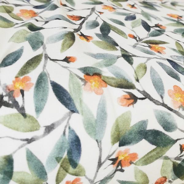 Blätter&Blüten Jersey family fabrics0,5 m