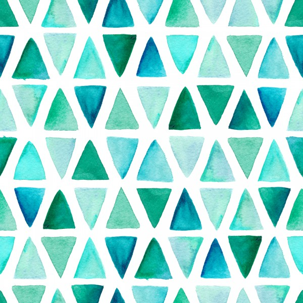 Triangle Blautöne Jersey 0,5 m