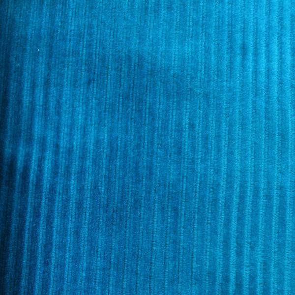 Nicki Cord Jersey Petrol 0,5 m