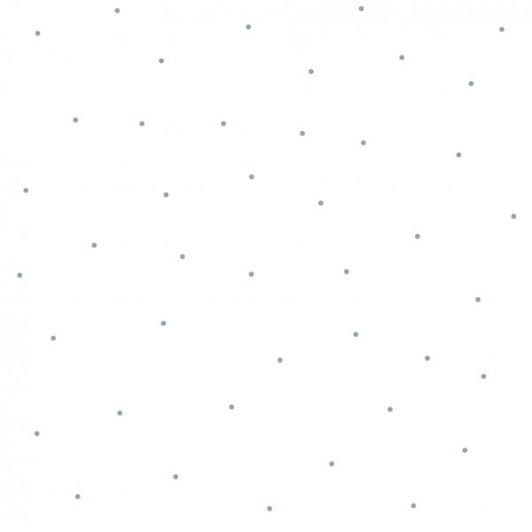 Kombi Punkte Weiß Sky Jersey 0,5 m