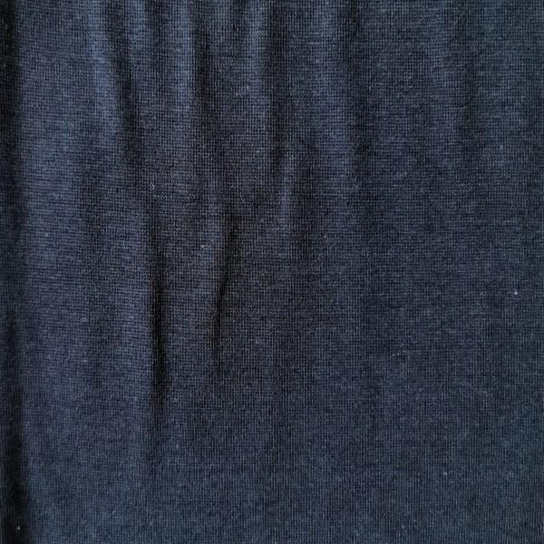 Bündchen Dunkelblau 0,5 m