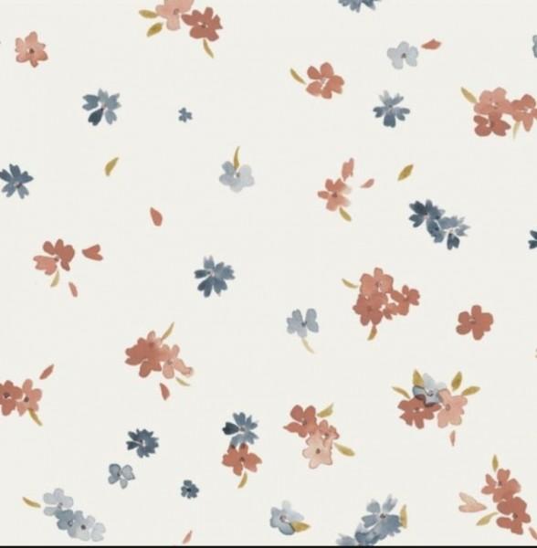 Streublumen Jersey family fabrics 0,5 m