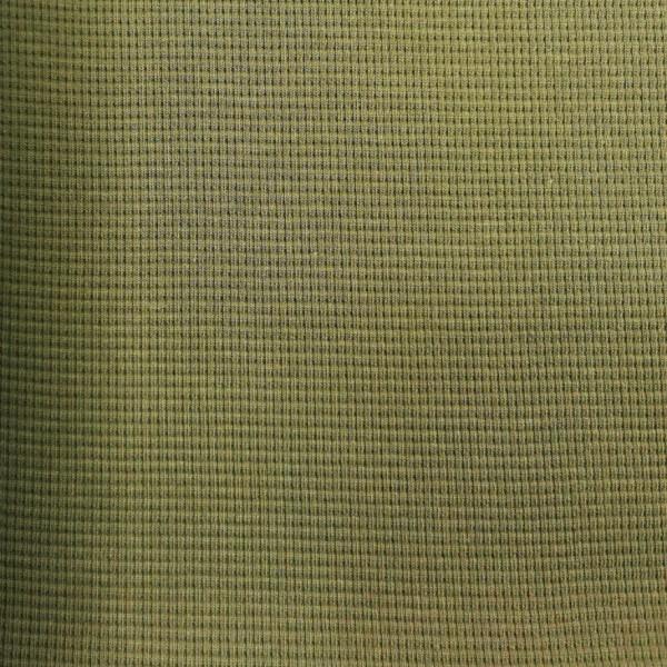 Waffel Jersey Armeegrün 0,5 m