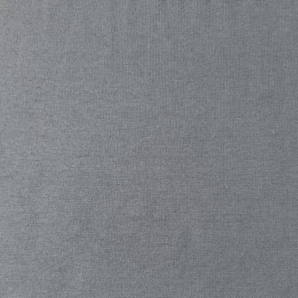 Bündchen Grau 0,5 m