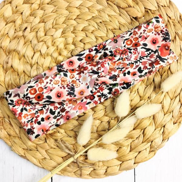 Haarband Damen Blumenwiese