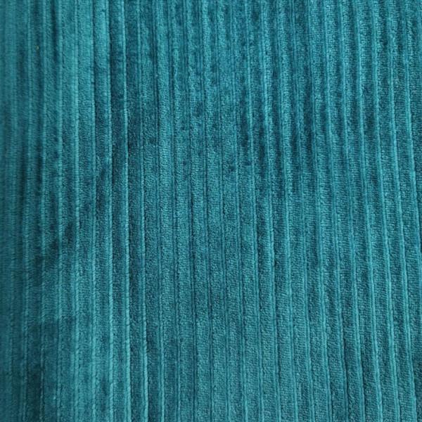 Nicki Cord Jersey Dunkelgrün 0,5 m