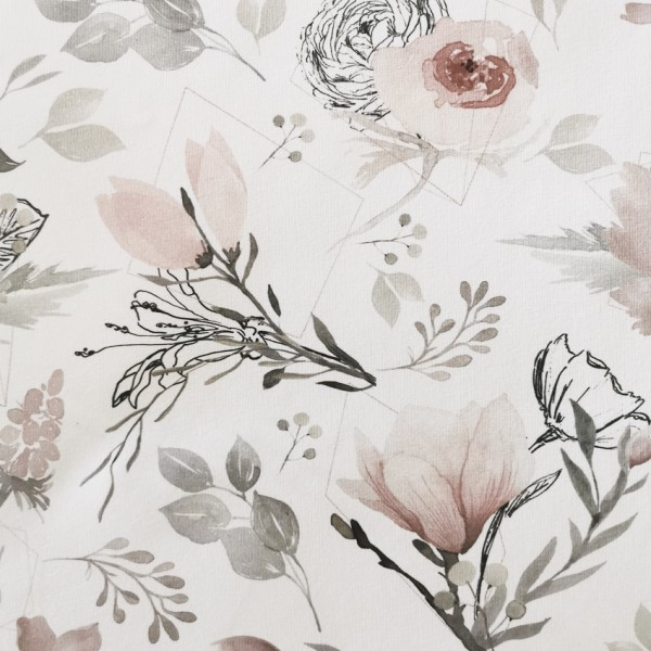 Magnolia French Terry 0,5 m