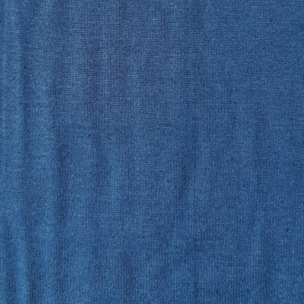 Bündchen Blau 0,5 m