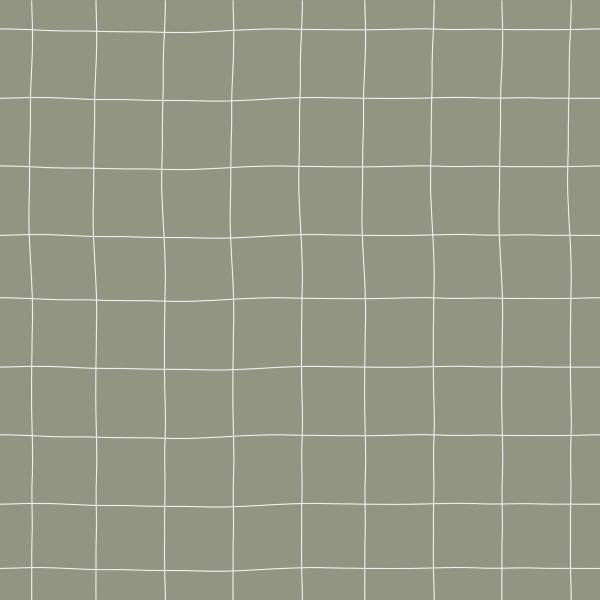 Kombi Gitter Sage Weiß Jersey 0,5 m