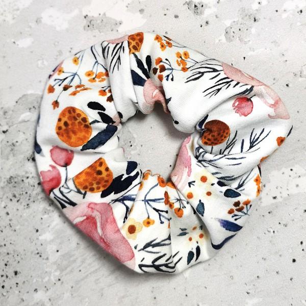 Scrunchie Flower Power