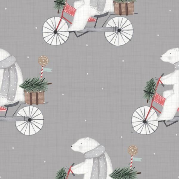Lumelo Weihnachts Eisbär Jersey 0,5 m
