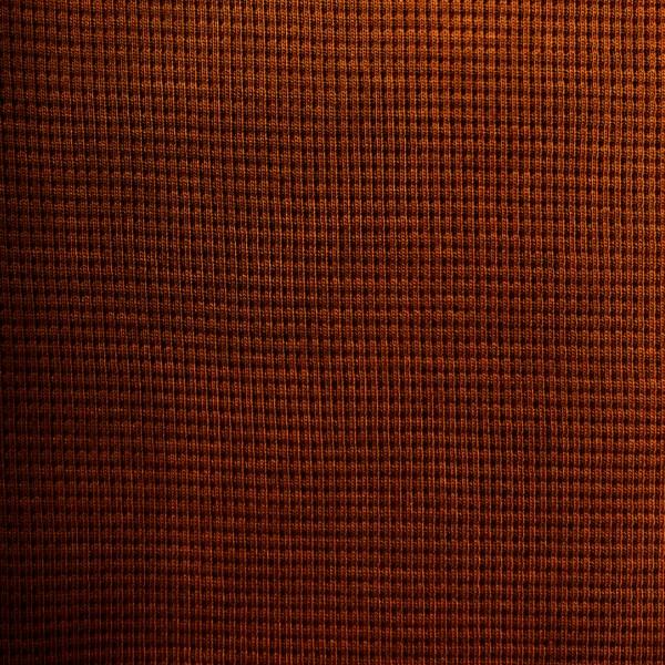 Waffel Jersey Braun 0,5 m
