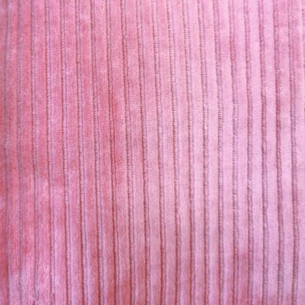 Nicki Cord Jersey Kirschrosa 0,5 m